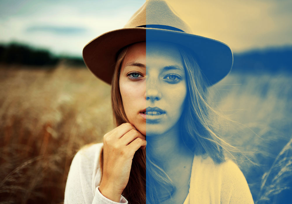 10 Free Photo Effects PSD