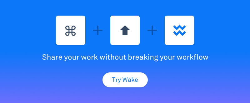 Wake Collaboration Tool
