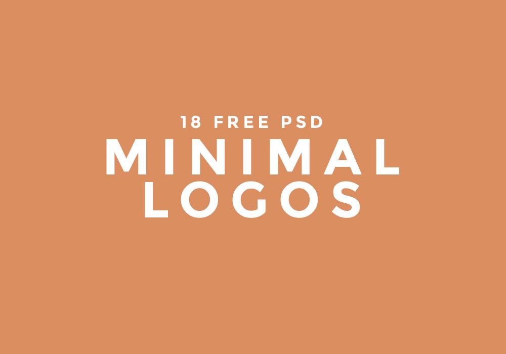 Free Minimal Logo Templates