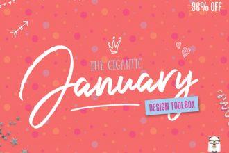 The Gigantic January Bundle