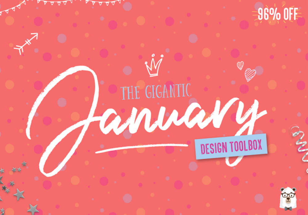 The Gigantic January Bundle