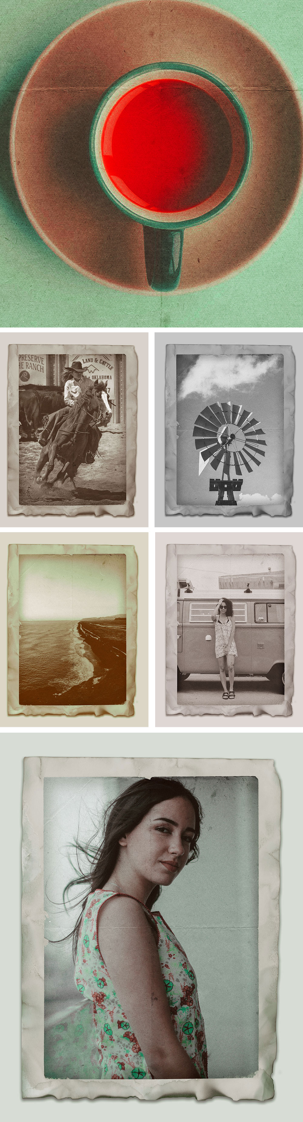 Vintage Photo Effects 93