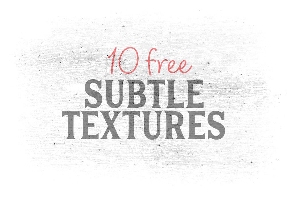 10 Free White Subtle Grunge Textures