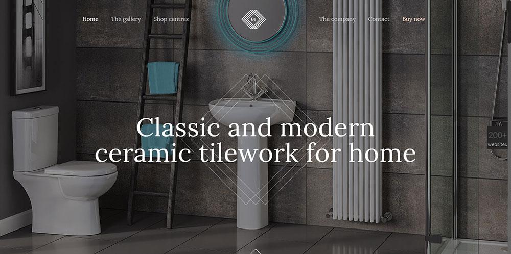 Be Theme Tiles