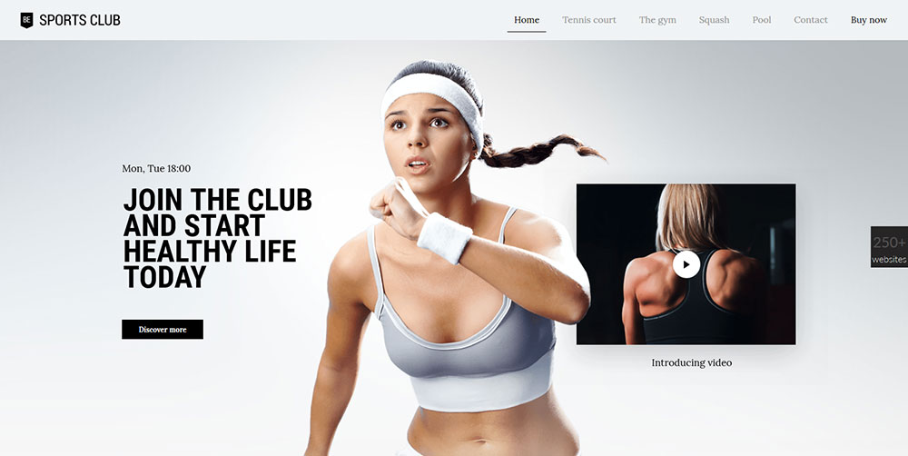 Be Theme Sports Club