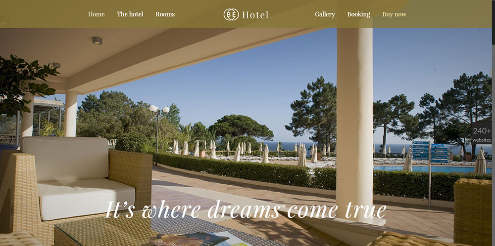 Be Theme Hotels