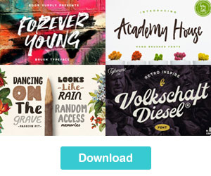 Buy Colossal Fonts Bundle by Pixelo
