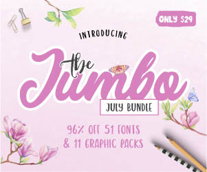 The Jumbo Design Bundle