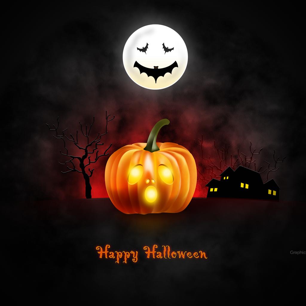 Halloween Wallpaper For Desktop Ipad Iphone Psd Icons