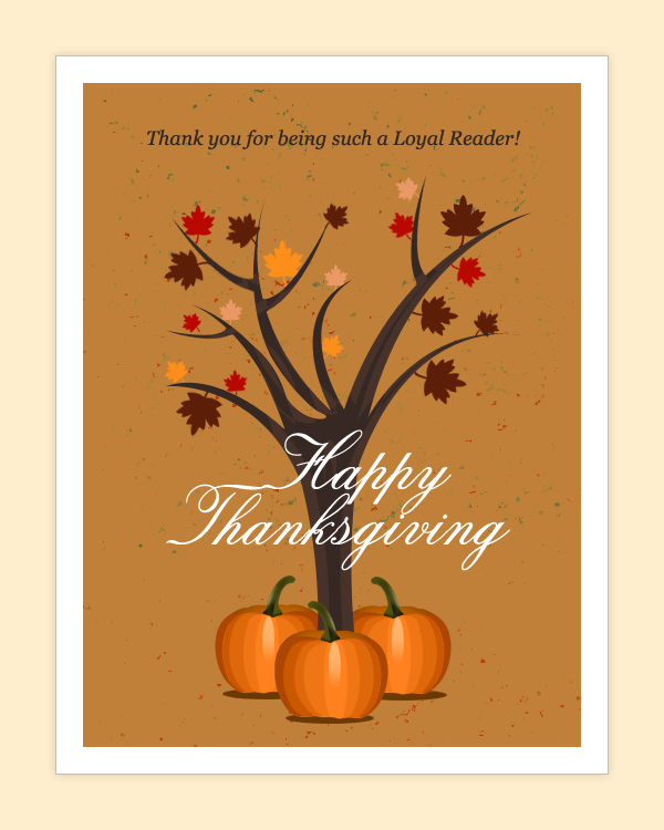 Thanksgiving greeting card psd graphicsfuel download thanksgiving greeting card psd m4hsunfo