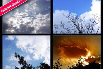 Exclusive: Free cloud photos
