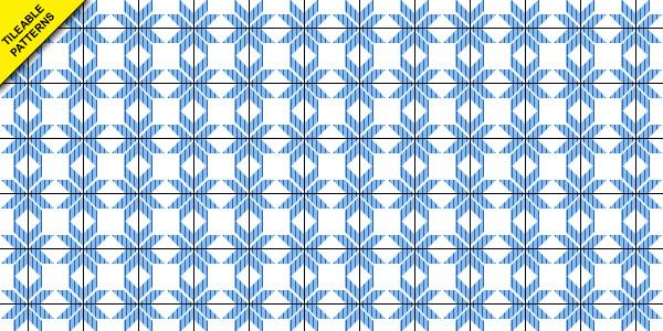 10 tileable Photoshop patterns (PAT & PNG)