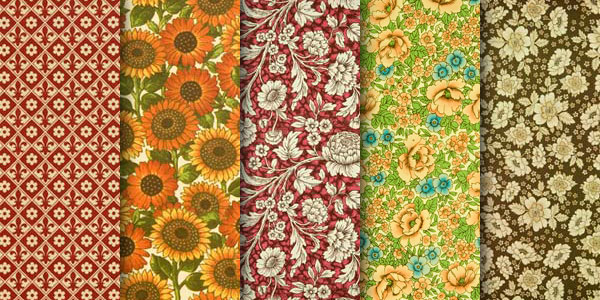 Giveaway: Hi-resolution floral paper textures