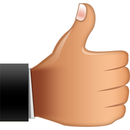 Thumbs up, thumbs down icons (PSD) - GraphicsFuel