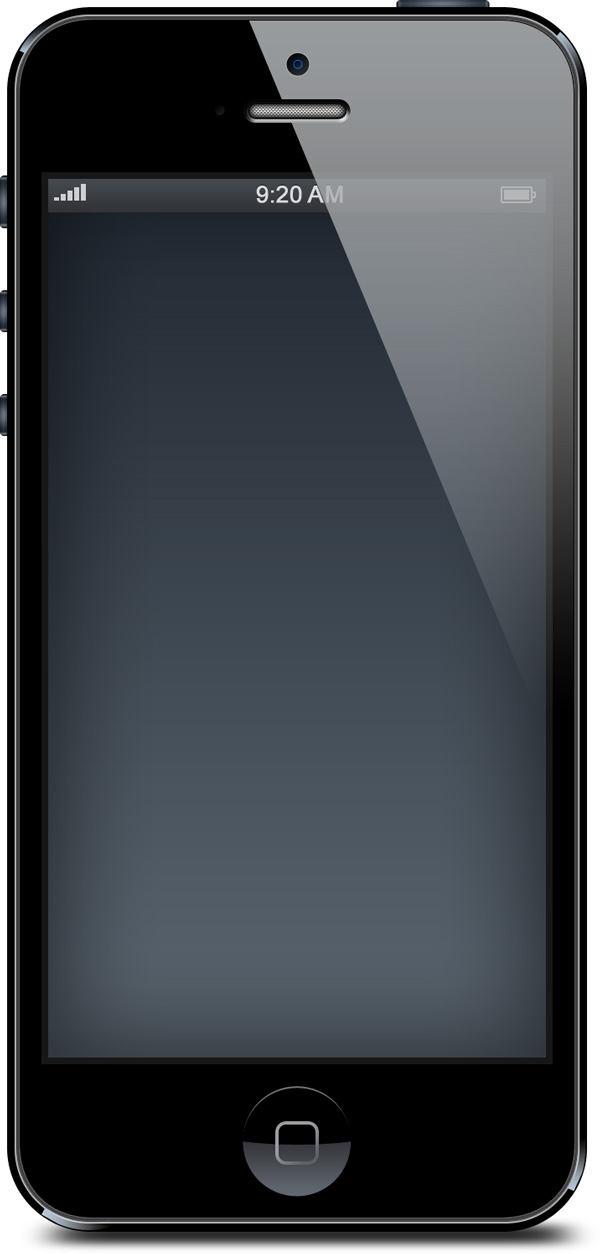 Preview Of The IPhone 5 Templates