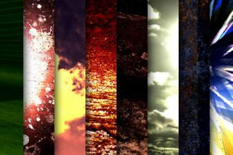 10 Free Dramatic Background Textures