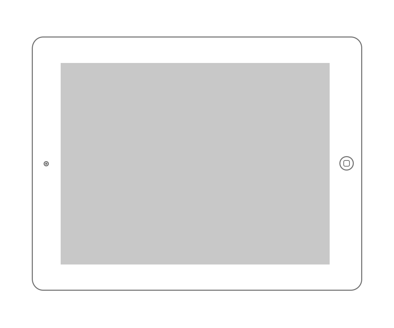 how to make an icon on an ipad