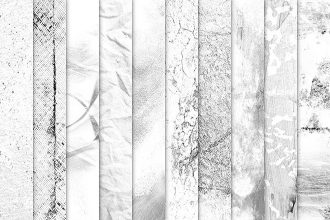 10 Light Grunge Textures