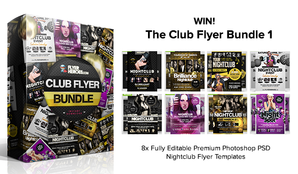 FlyerHeroes-Club-Flyer-Bundle-1