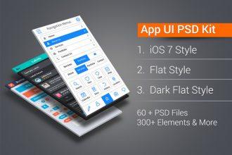 App UI Kit Pro