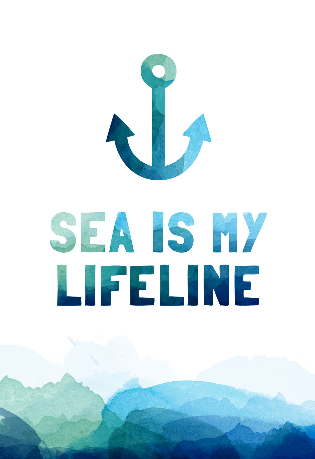 sea is my life