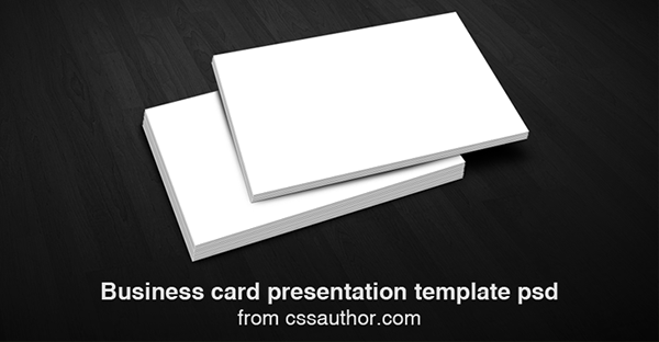 20 free business cards mockup psd templates graphicsfuel business card presentation template psd cssauthor1 wajeb