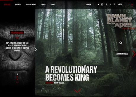 15 Amazing Examples Of Fullscreen Websites