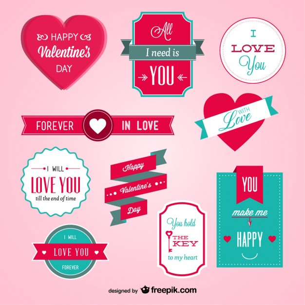 20+ Free Design Resources For Valentine\'s Day - GraphicsFuel