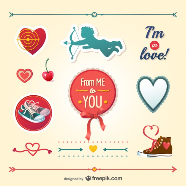valentine-s-vector-pack
