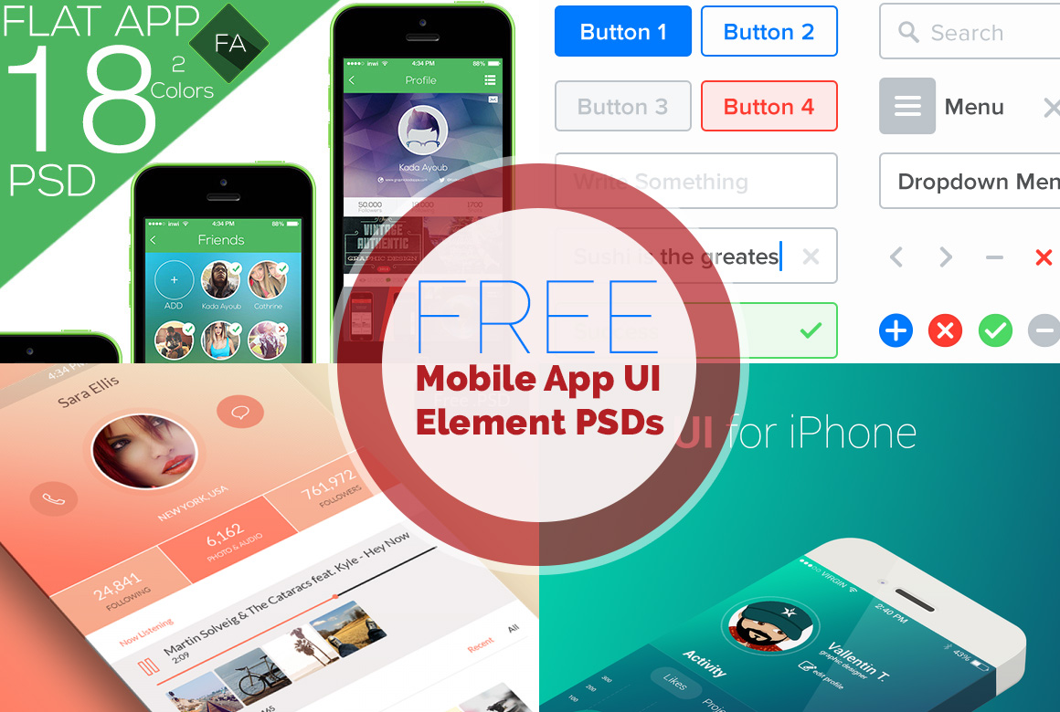 mobile-app-ui-free-PSD