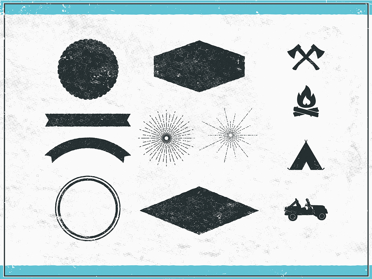 26 Adventure And Travel Vector Elements Graphicsfuel