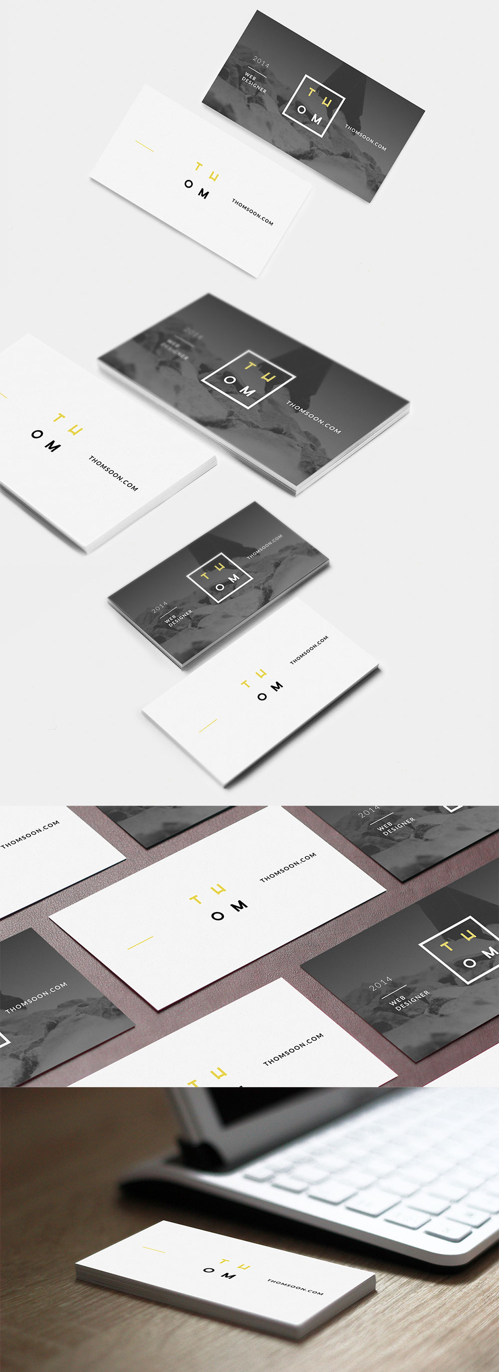 7 free business card mockups graphicsfuel
