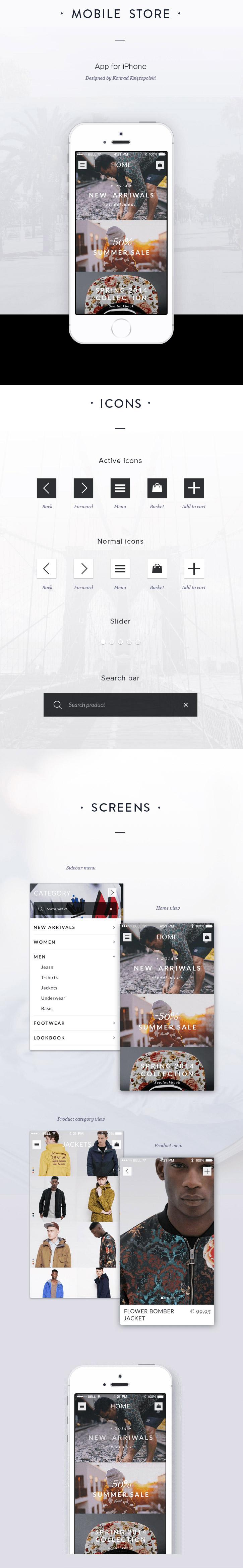 mobile-store-app-psd