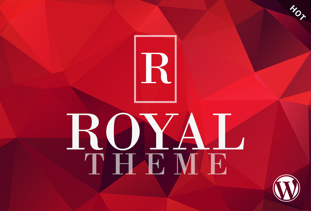 Giveaway: Win a Copy of the Acclaimed Royal Theme