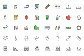 SwiftIcons: 96 Free Outlined, Filled & Colored Icons