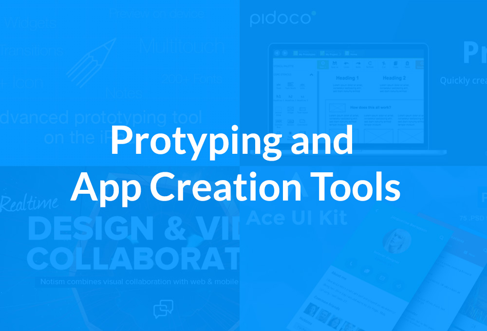 A Collection Of The Best 15 UX And UI Tools And Resources