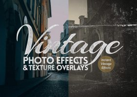 Instant Vintage Photo Effects