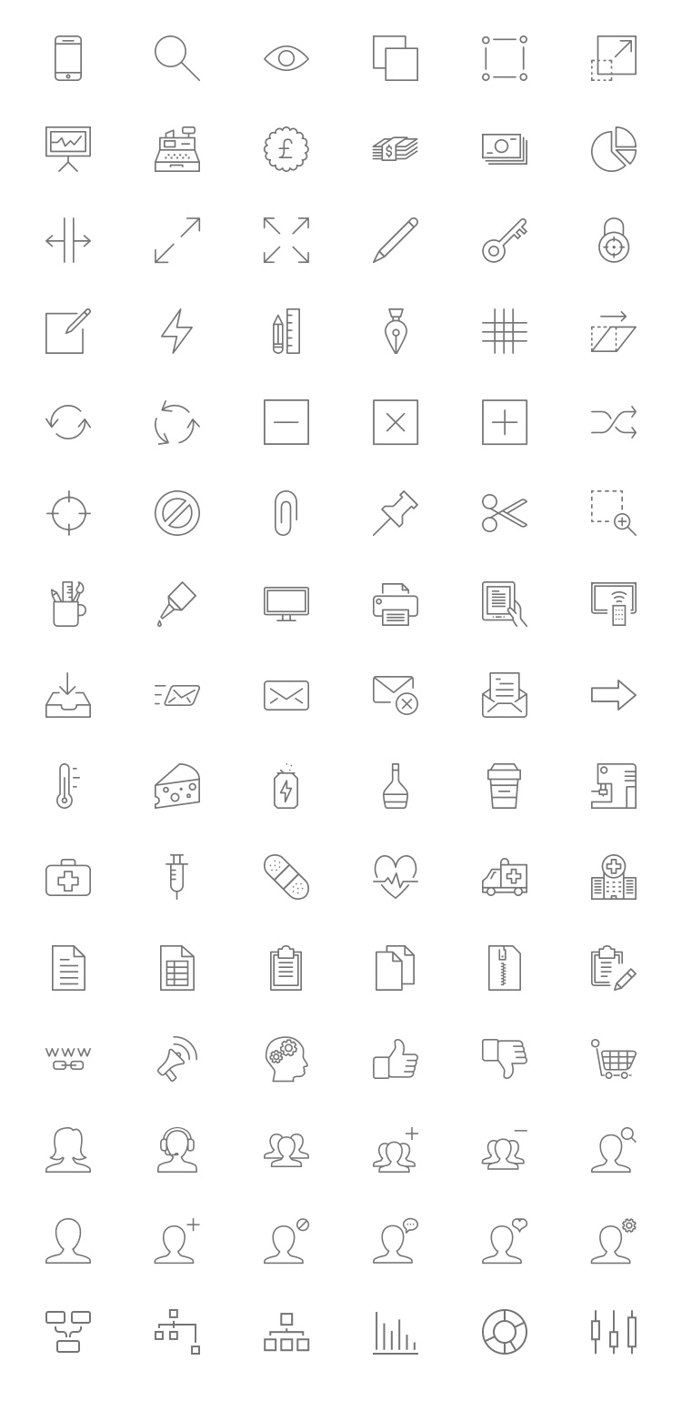 90-free-outline-icons-fullview