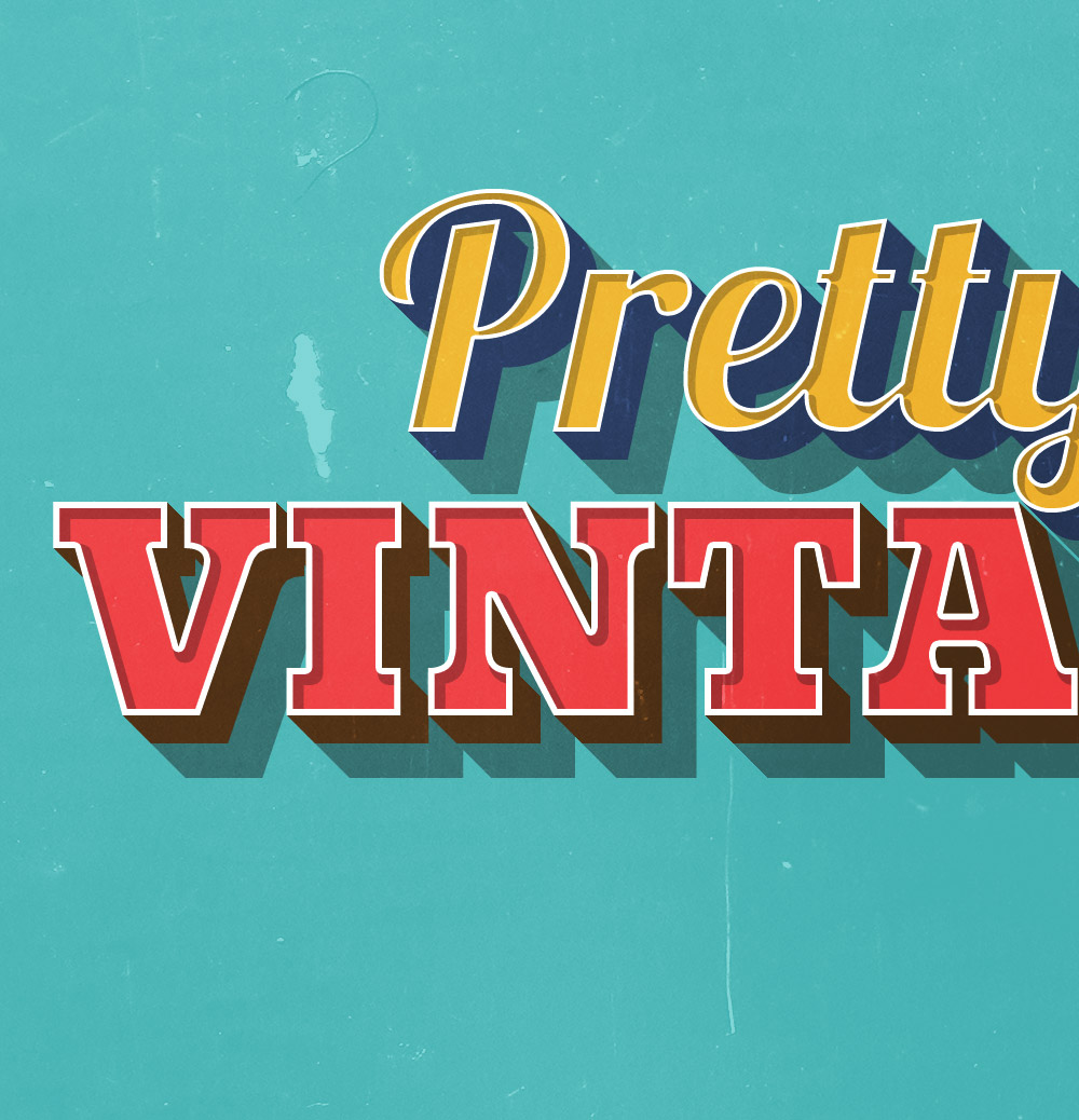 free-pretty-vintage-text-effect