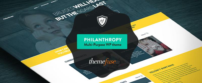 philanthropy-theme