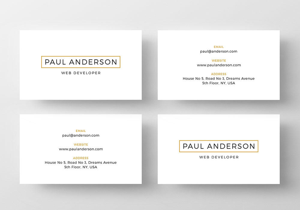 free-business-card-template