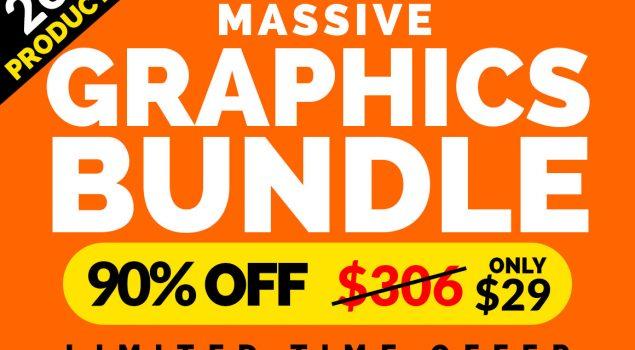 Massive Graphics Bundle - 90% Off