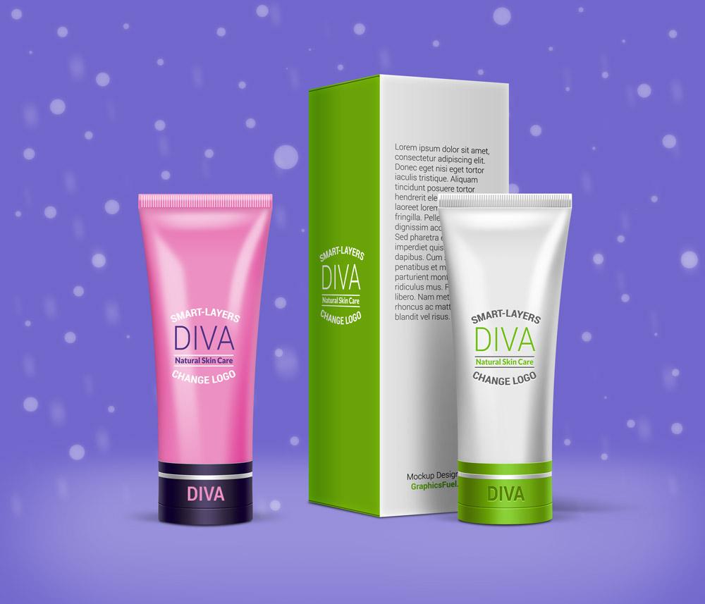 cosmetic-cream-tube-box-mockup