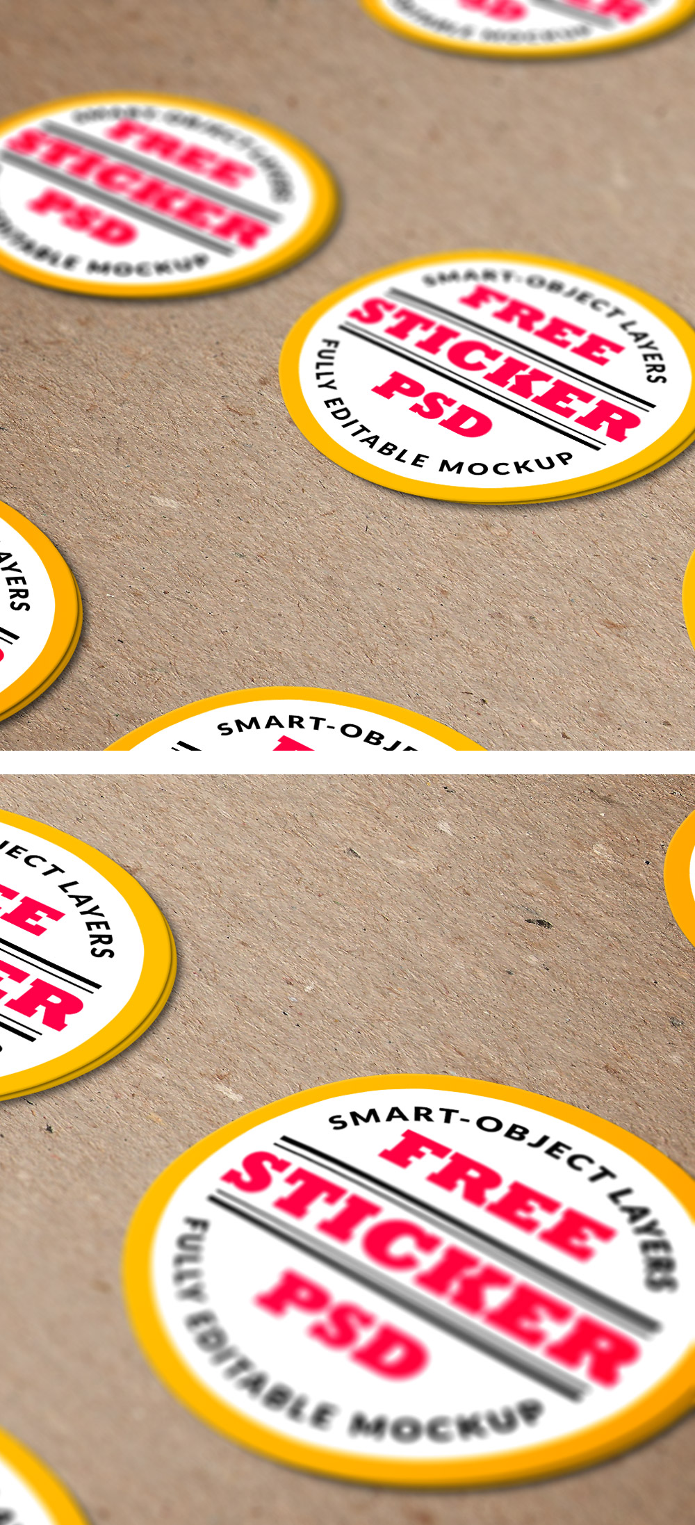 stickers-logo-mockup-psd