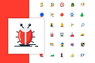 1000+ Free Flat Icons In Two Styles