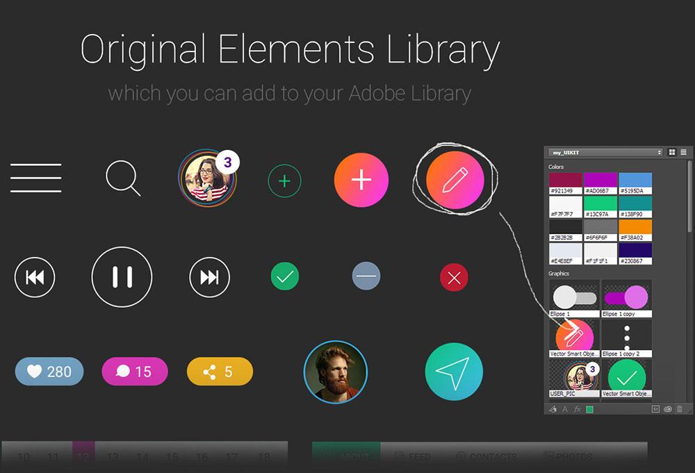 free-app-ui-kit7