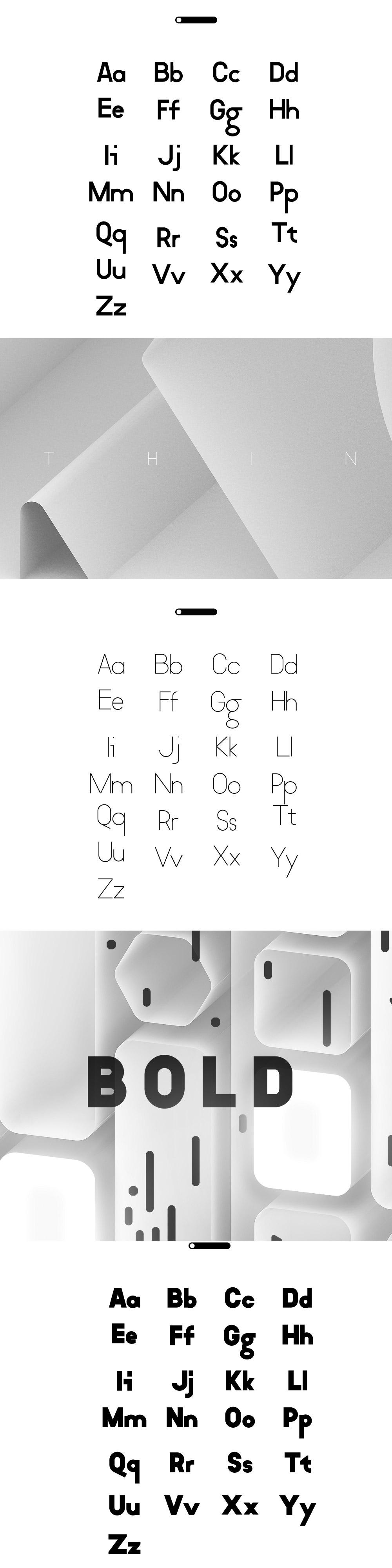 Koliko Free Font Type