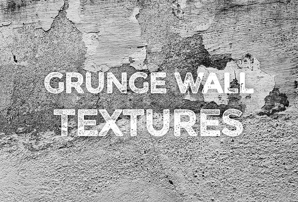 Grunge Wall Textures