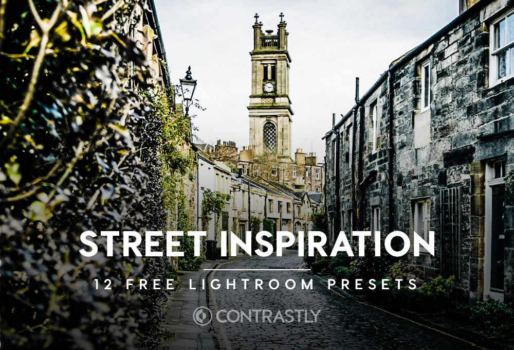 12 Free Lightroom Presets + Discount Coupon