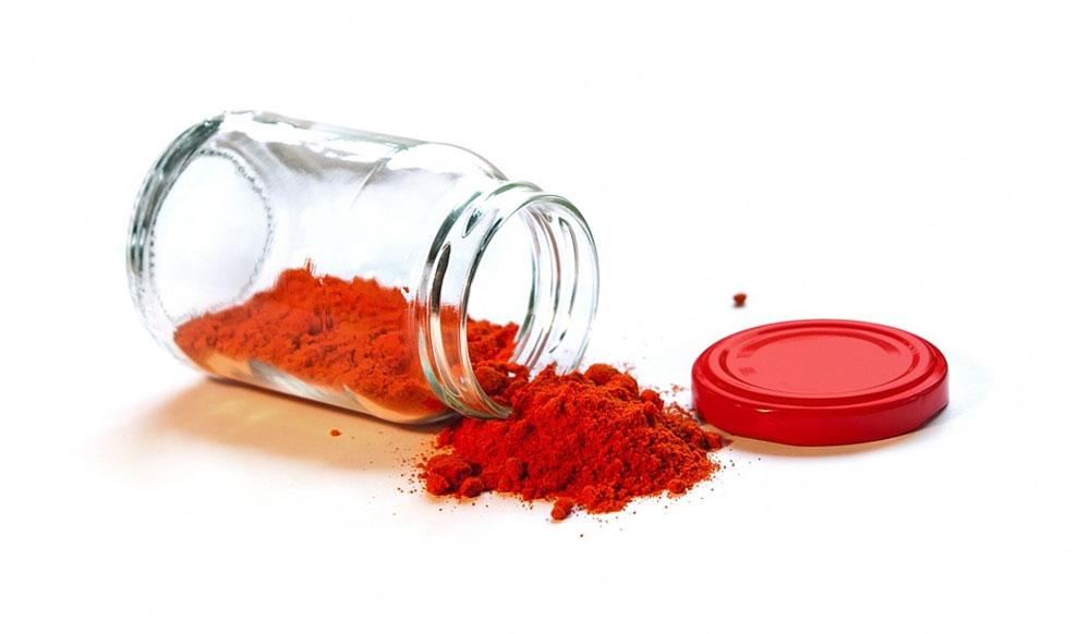 Glass Bottle Spice